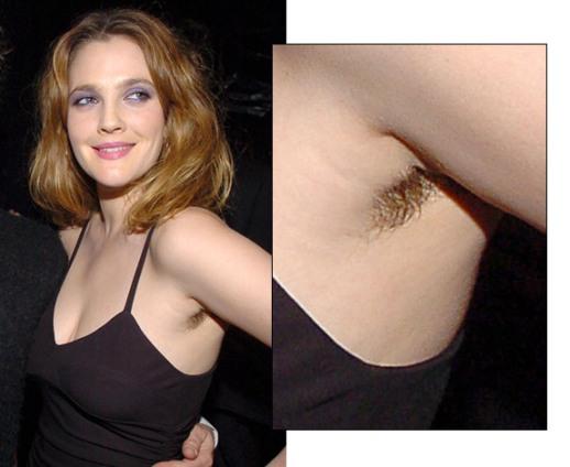 Girl, Shave yo damn arm pitts!